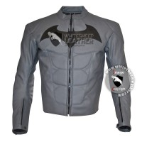 Batman Arham Knight costume leather jacket